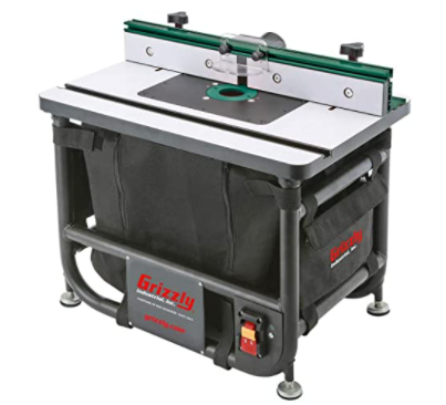 Grizzly Industrial Router Table