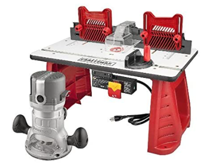 craftsman professional router table