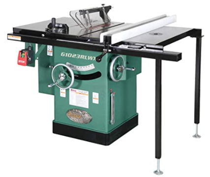 grizzly router table