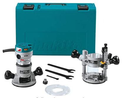 makita router table