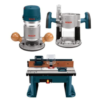 powercraft router table